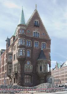 Viele historische Gebäude gelten mittlerweile als Baudenkmäler.