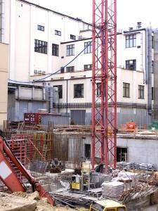 Das Bauhandwerk ist in Berlin besonders gefragt
