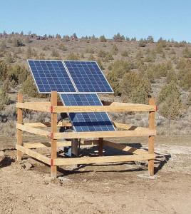 Solar Brunnenpumpe