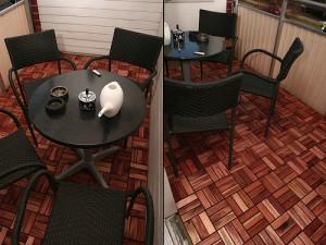 beim balkonplatten verlegen gefahren beachten. Black Bedroom Furniture Sets. Home Design Ideas