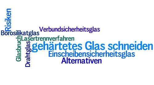 Bekannt gehärtetes Glas schneiden: Risiken & Alternativen VF15