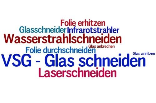 Häufig VSG Glas schneiden: Methoden, Risiken & Tipps GN09