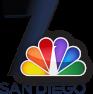 Nbc 7 sd logo