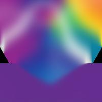 St Louis Pride logo-knockout (only version) 400x400 logo