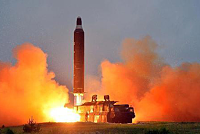 North Korea has test-fired two...
