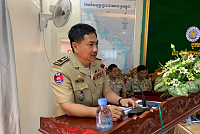 Police in Sihanouk searched Chinese...