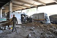Human rights groups: Israel attacks...