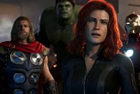 Square Enix Assembles The Avengers At...