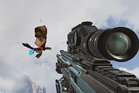 Thar be dragons in Apex Legends, and...