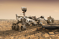 NASA Mars 2020 Rover gets new wheels
