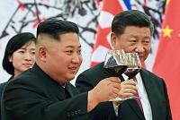 Xi Jinping and Kim Jong-un agreed to...