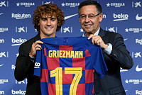 Barcelona has given the Griezmann...