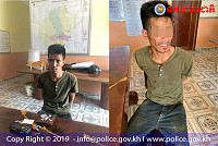 Mondulkiri authorities detained a...