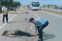A gang rape handcuffed a truck...