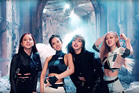 BLACKPINK becomes a girl group that...