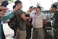 Jailed Cambodian Activist Marks Fifth...