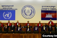The Khmer Rouge tribunal's Office of...