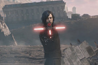 This Devil May Cry 5 Kylo Ren...