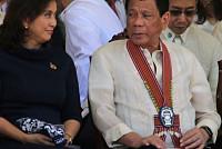 Duterte blasts as Philippine police...