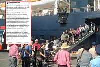 Westerdam firm demands Malaysia to...