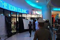 Gunmen shoot dead man at a shopping...