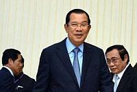 Samdech Techo Hun Sen remains as...