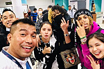 """""""Rolex"""" Ayo and Teo Arrive in Phnom..."""