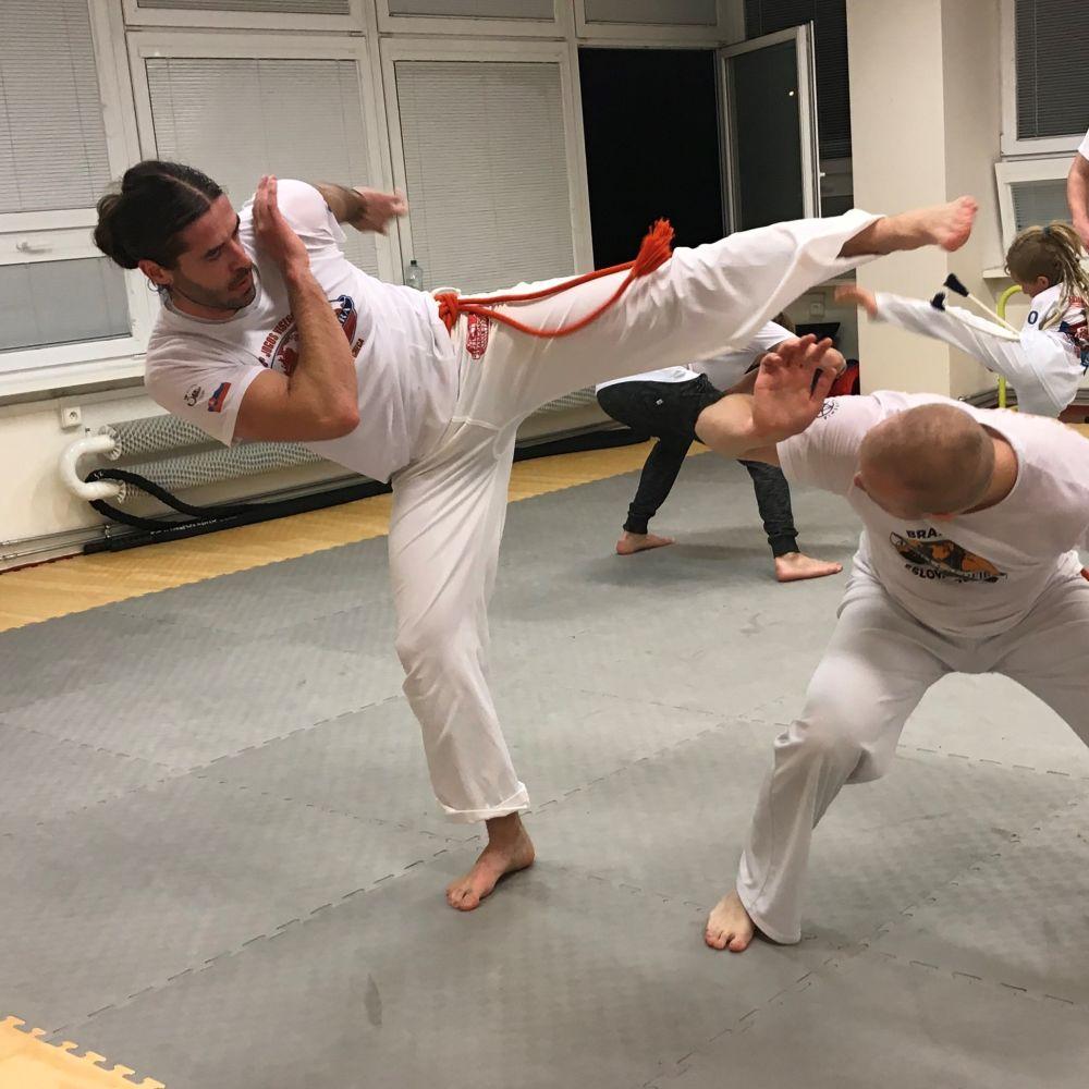 ABADÁ Capoeira Trenčín