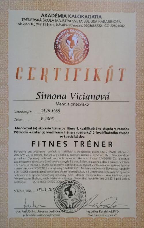 Simona Vicianová