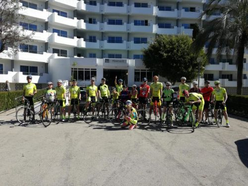 Triathlon camp Mallorca