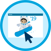Administrator Certification Maintenance (Winter '19) icon
