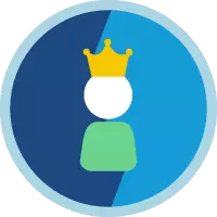 Leads & Opportunities  for Lightning Experience badge