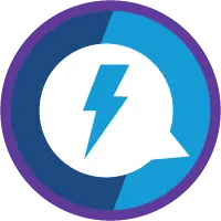 「Lightning Experience の Chatter」バッジ