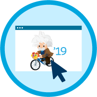Administrator Certification Maintenance (Spring '19) icon
