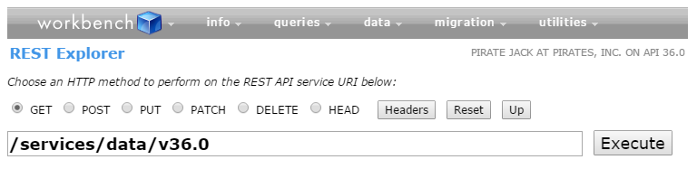 Use REST API Unit | Salesforce Trailhead