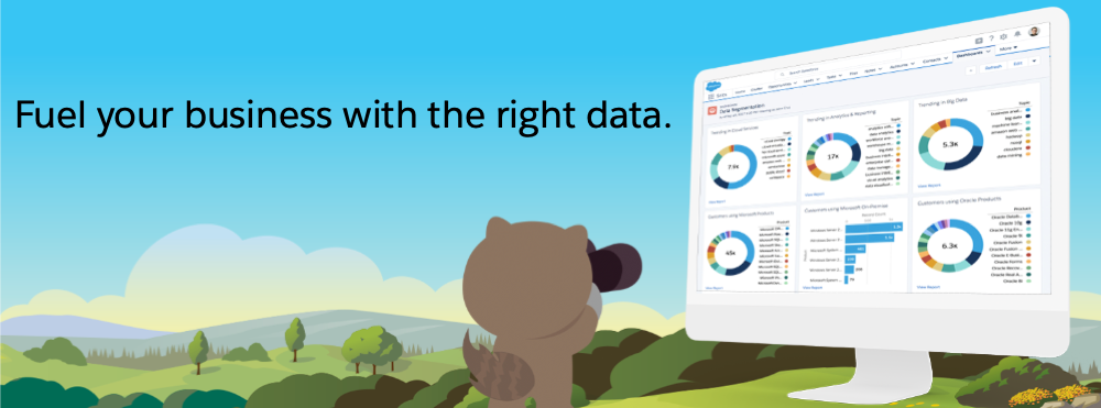 Fuel your business with the right data.