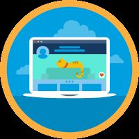 AWS Cloud icon