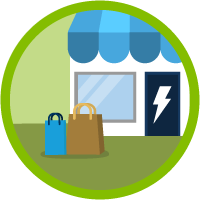 B2B Commerce on Lightning Experience Roles, Permissions, and Store Setup icon