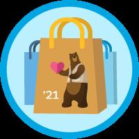 B2C Commerce Developer Certification Maintenance (Spring '21) icon
