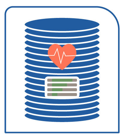 Monitor the health of your application stack.