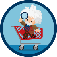 Búsquedas inteligentes con Commerce Cloud Einstein icon