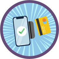 Commerce Cloud Payments: Quick Look icon