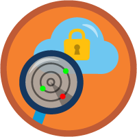 Cloud Security Engineer Responsibilities icon