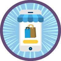 Commerce Cloud: Quick Look icon