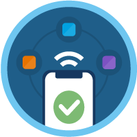 Connected App Basics icon