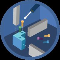 Connecteurs pour l'intégration de données icon