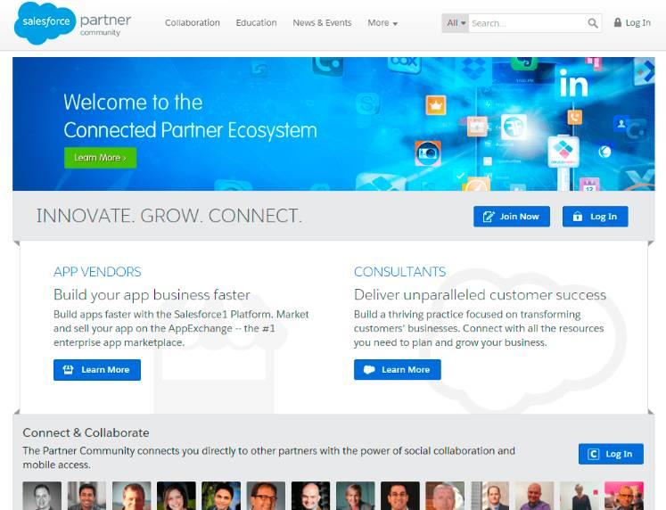 Le portail Partner Community rassemble toutes les informations, ressources et possibilités de collaboration dont vous aurez besoin.