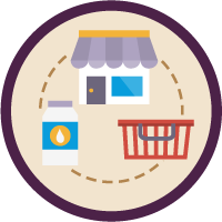 Consumer Goods Cloud Data Model icon