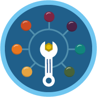 Customer 360 Data Manager Setup icon