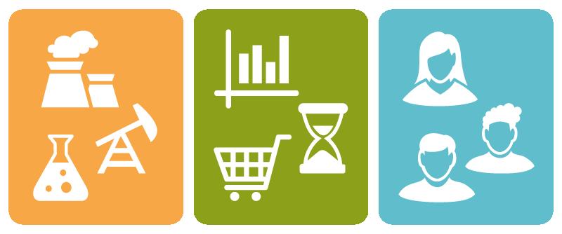Im Schritt 'Ihren Kunden kennenlernen' bei der kundenzentrierten Informationsermittlung machen Sie sich mit der Branche, dem Geschäfts und den Mitarbeitern Ihres Kunden vertraut.